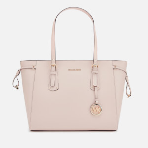 MICHAEL MICHAEL KORS Women's Voyager Medium Top Zip Tote Bag - Soft Pink