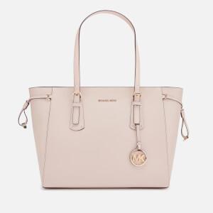 8f3a0b318 MICHAEL MICHAEL KORS Women's Voyager Medium Top Zip Tote Bag - Soft Pink