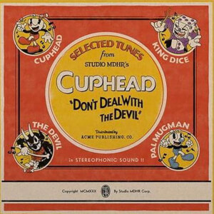 iam8bit - Cuphead (Standard Edition) 2xLP