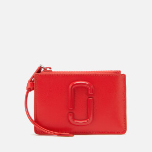 Marc Jacobs Women's Top Zip Multi Wallet - Geranium