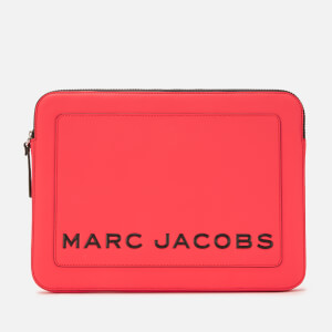 Marc Jacobs Women's 13 Inch Computer Case - Geranium