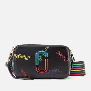 Marc Jacobs Women's Snapshot New York Bag - Black