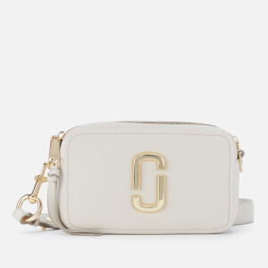 Marc Jacobs Women's The Softshot 21 Cross Body Bag - Cream