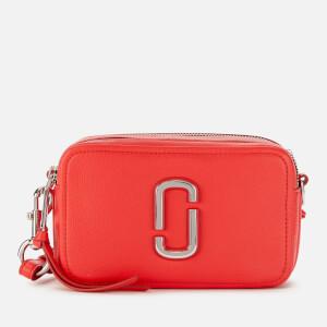 Marc Jacobs Women's The Softshot 21 Cross Body Bag - Geranium