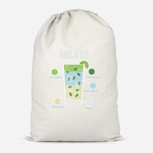 Mojito Cotton Storage Bag