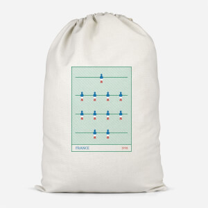 France Fooseball Cotton Storage Bag