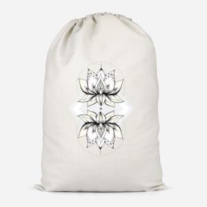 Lotus Cotton Storage Bag