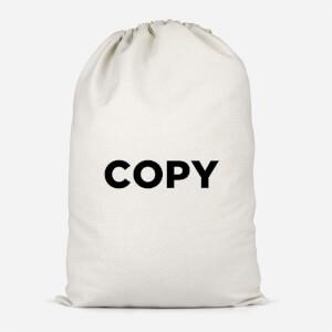 Copy Cotton Storage Bag