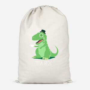 Tea Rex Cotton Storage Bag