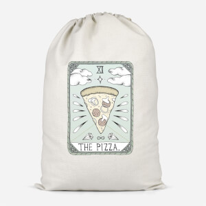 The Pizza Cotton Storage Bag