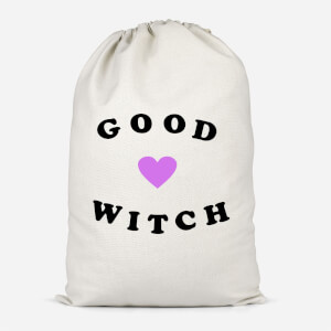 Good Witch Cotton Storage Bag