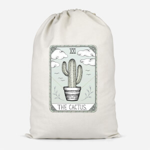 The Cactus Cotton Storage Bag