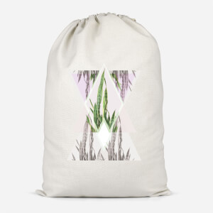 Sansevieria Cotton Storage Bag