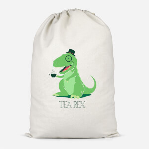 Tea Rex Cotton Storage Bag