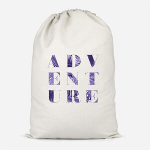 ADVENTURE Cotton Storage Bag