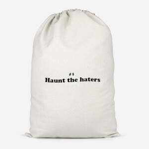 Haunt The Haters Cotton Storage Bag