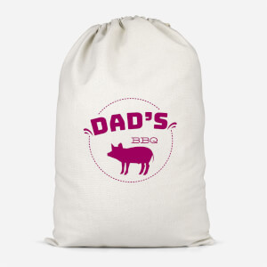 Dads BBQ Cotton Storage Bag