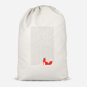 Black Grass Cotton Storage Bag