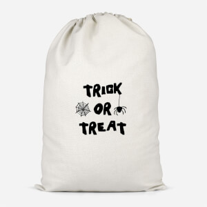 Trick Or Treat Cotton Storage Bag