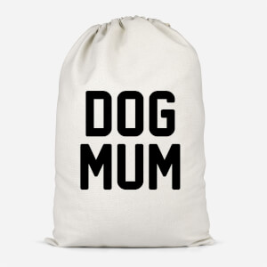 Dog Mum Cotton Storage Bag