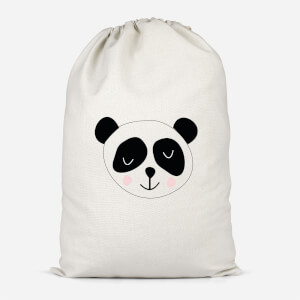 Panda Cotton Storage Bag