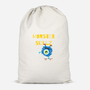 Monster Skillz Cotton Storage Bag