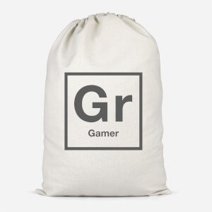 Periodic Gamer Cotton Storage Bag