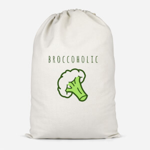 Broccoholic Cotton Storage Bag