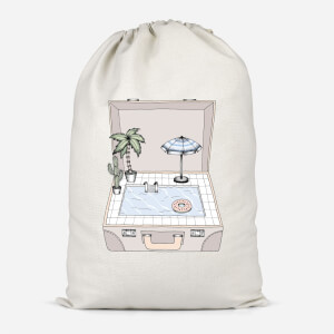 Pool To Go Cotton Storage Bag