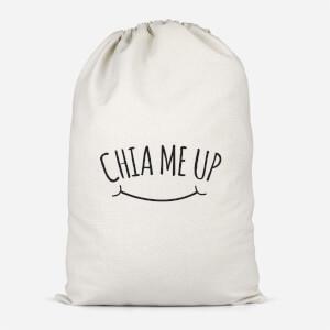 Chia Me Up Cotton Storage Bag