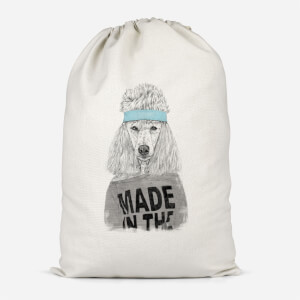 Made In The 80's Cotton Storage Bag