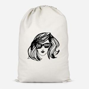 On Point Cotton Storage Bag