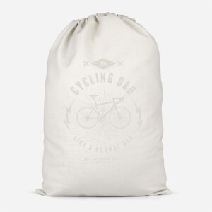Cycling Dad Cotton Storage Bag