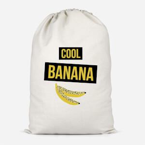 Cool Banana Cotton Storage Bag