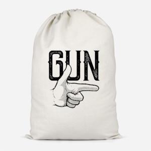 Gun Cotton Storage Bag