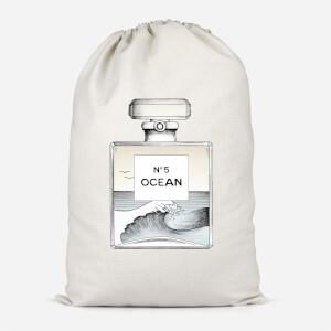 Ocean No5 Cotton Storage Bag