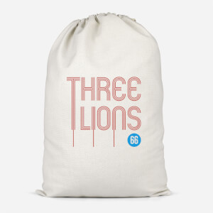 Three Lions Cotton Storage Bag