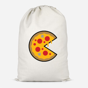 PIzza Cotton Storage Bag