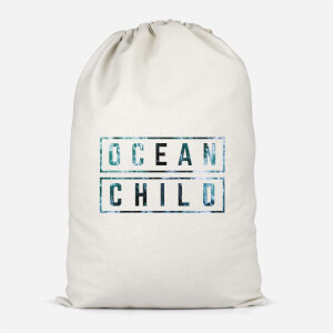 Ocean Child Cotton Storage Bag