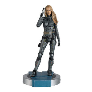 Eaglemoss Valerian Figure (1-16 Scale) - Laureline