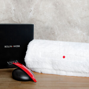 Bolin Webb Towel with Logo - White (Free Gift)