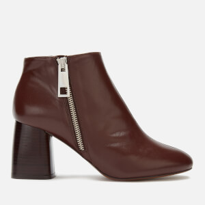 Whistles Women's Pippa Side Zip Boots - Brown