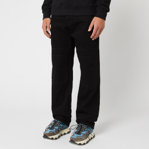 JW Anderson Men's Low Pocket Jeans - Black