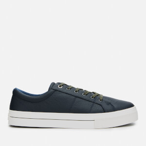 Ted Baker Men's Ephran Leather Low Top Trainers - Dark Blue