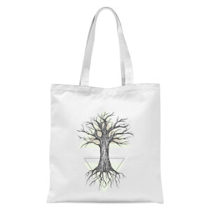 Fortitude Tote Bag - White
