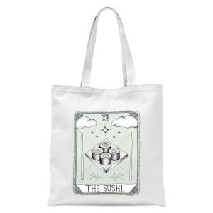 The Sushi Tote Bag - White