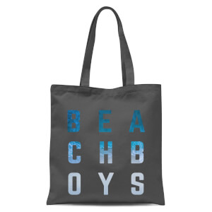 Beach Boys Tote Bag - Grey