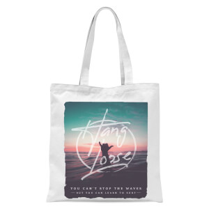 Hang Loose Tote Bag - White