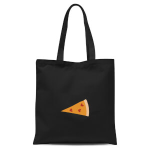 International Women's Day Pizza Part Tote Bag - Black