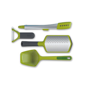 Joseph Joseph The Foodie Gadget and Utensil Gift Set - 4 Piece Set